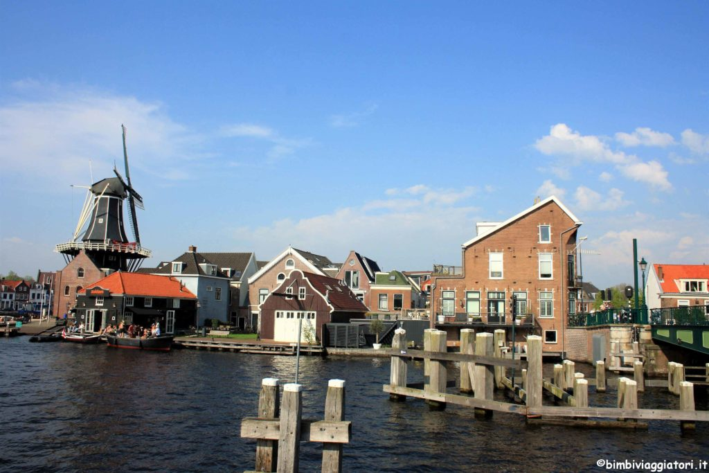 Olanda con i bambini Haarlem