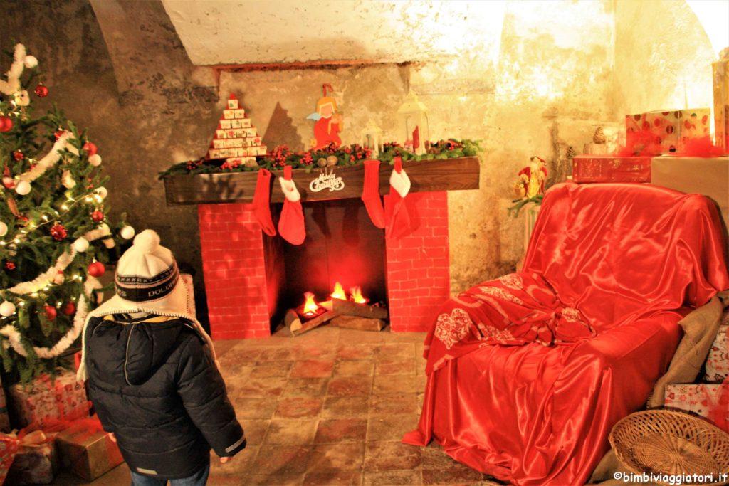 Babbo Natale Mercatini di Cimego