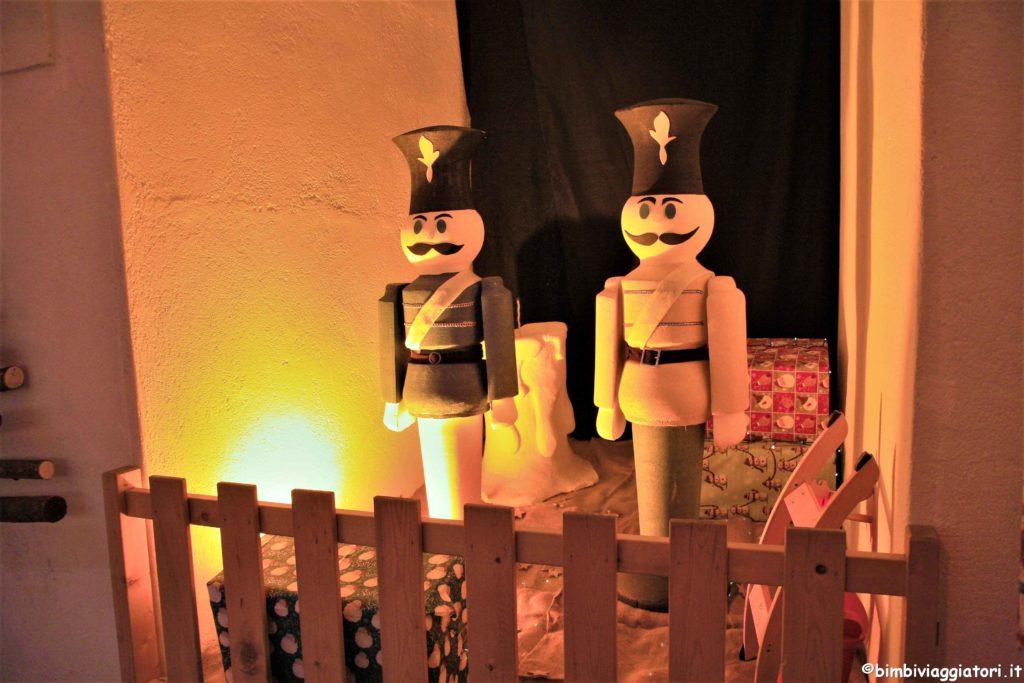 Giochi casa di Babbo Natale Riva del Garda