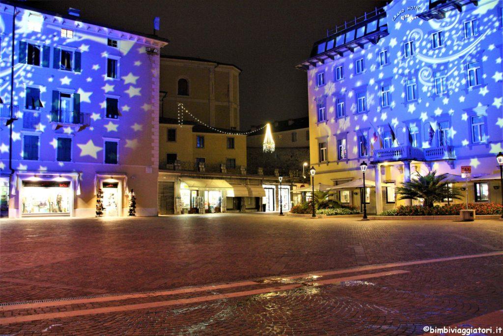 Riva del Garda piazza