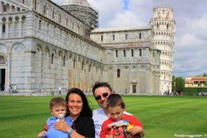 Bimbi Viaggiatori a Pisa