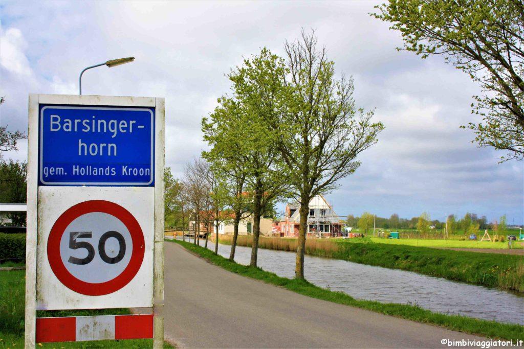 Cartelli stradali Olandesi