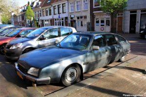 Parcheggio in Olanda