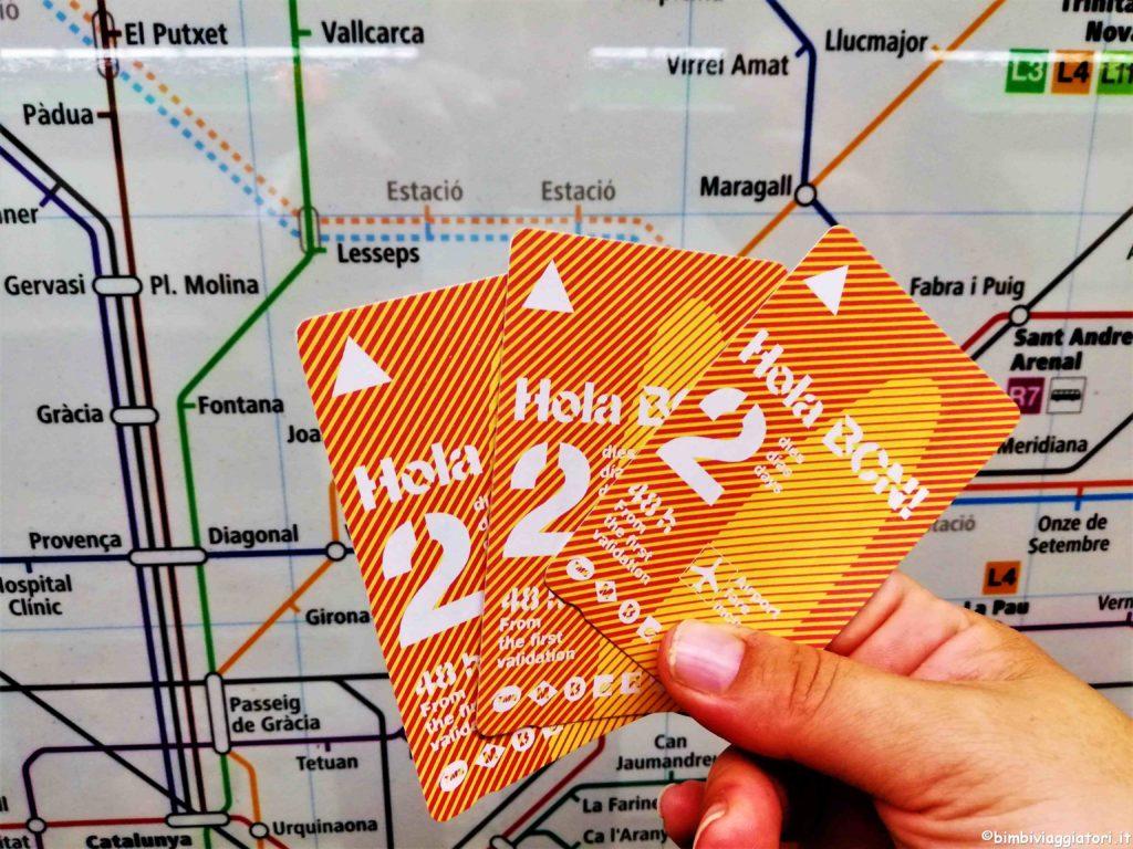 Card turistiche a Barcellona Hola BCN