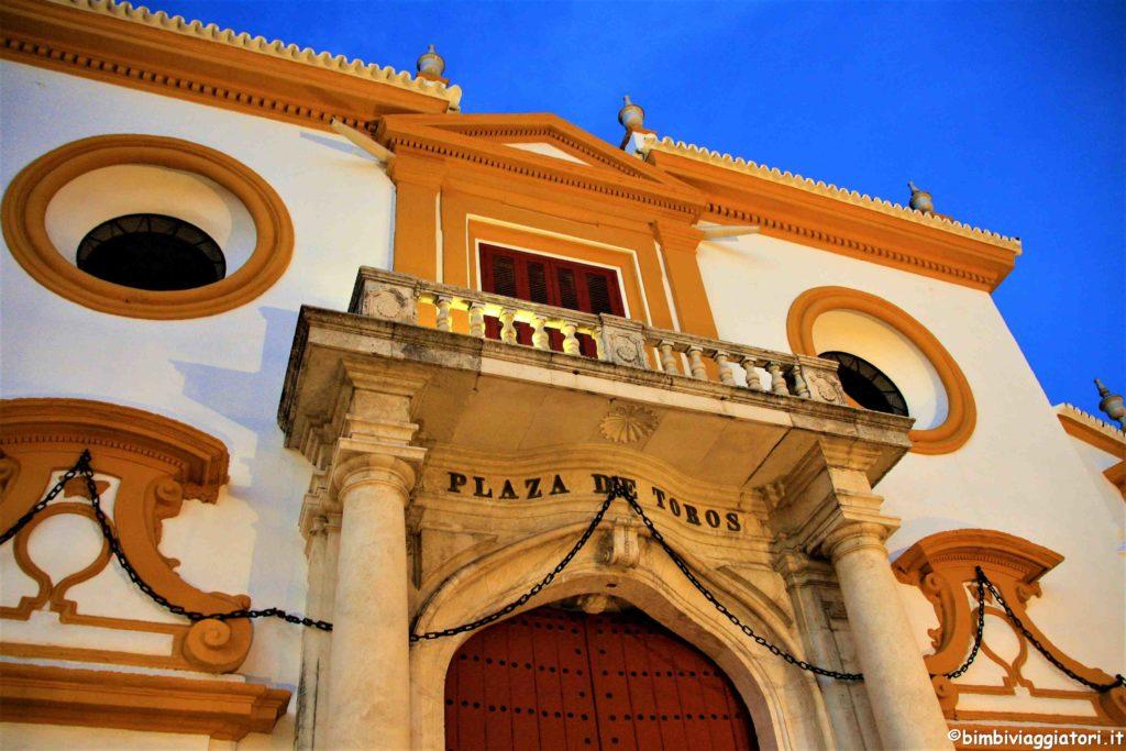 Plaza de Toros Siviglia
