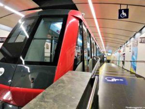 Stazione Funicolare Montjuic