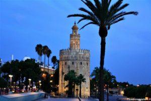 Torre dell'Oro a Siviglia