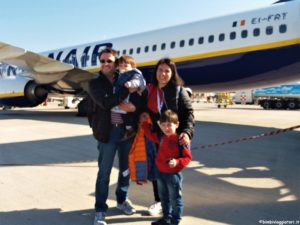 Assicurazione di viaggio per la famiglia
