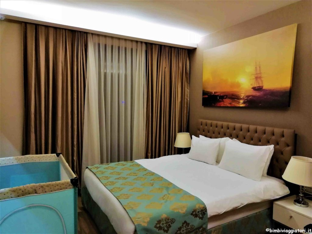 Dove dormire Istanbul