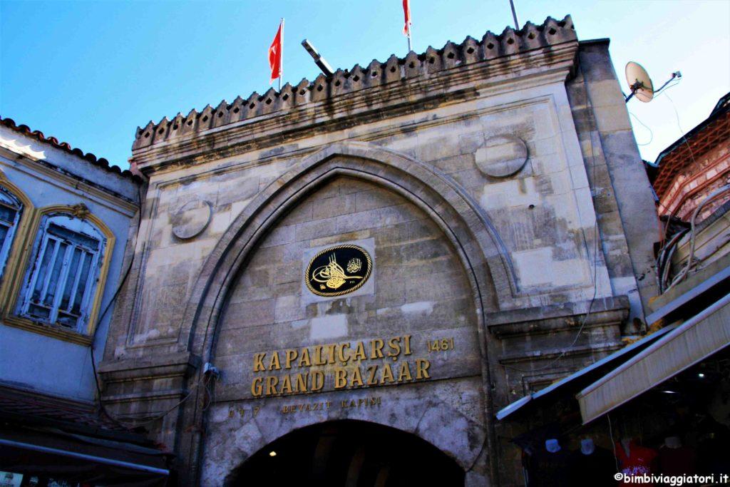 Ingresso Grand Bazaar