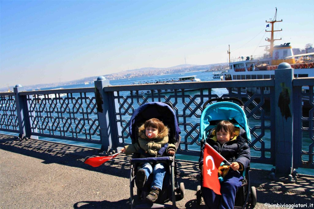 Istanbul con i bambini