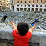 Lecce con i bambini