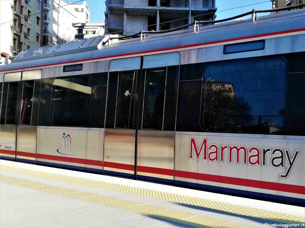 Marmaray a Istanbul