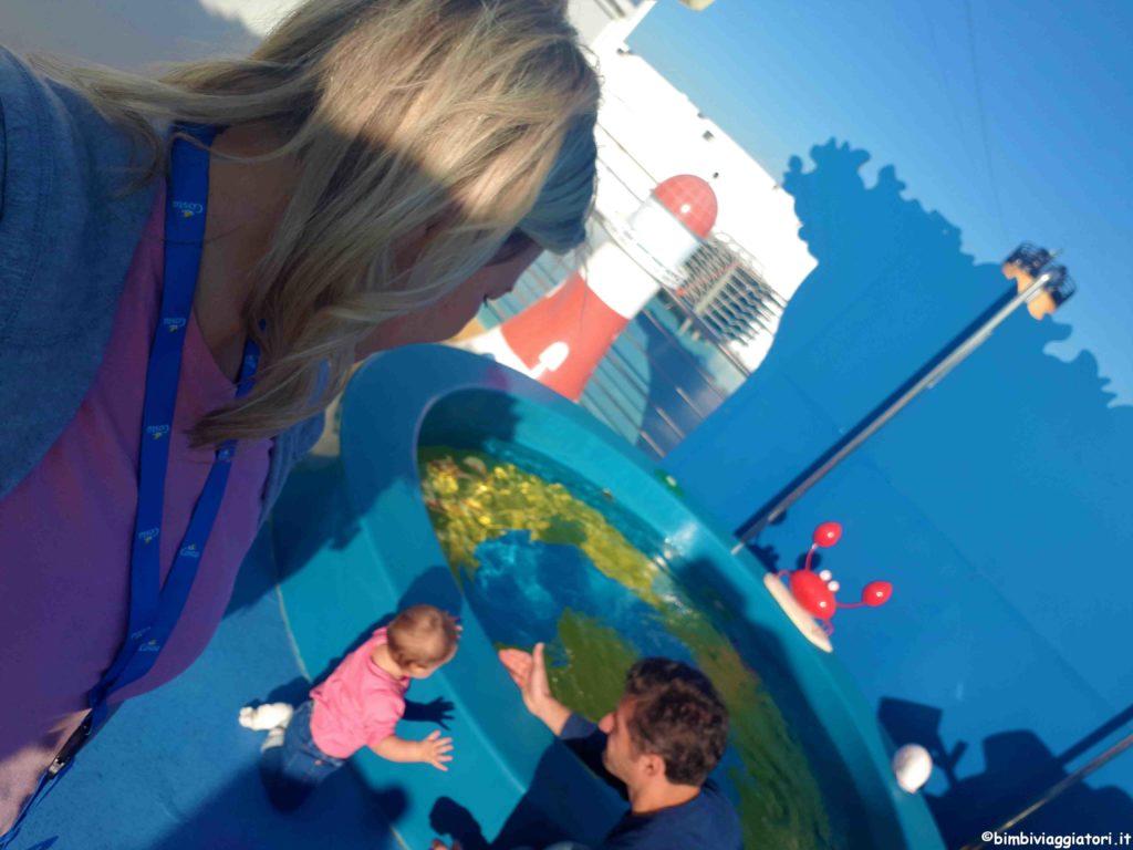 Attività in crociera con i bambini