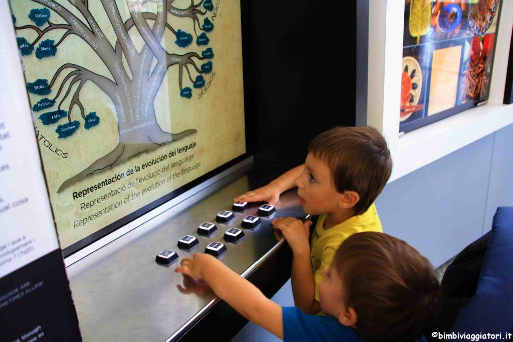 Città della scienza con i bambini