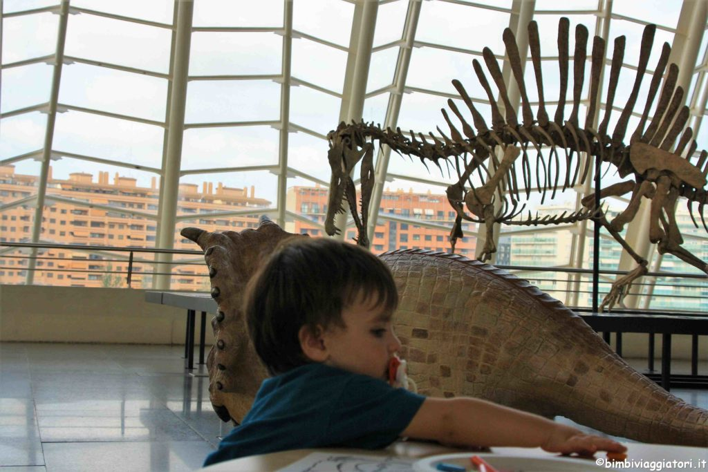 Dinosauri alla città della scienza