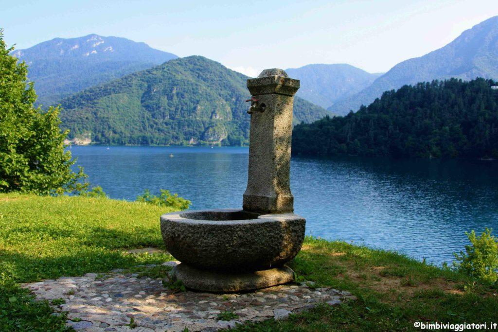 Fontana al Lago di Ledro