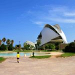 Giardini del Turia a Valencia