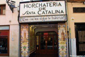 Horchateria de Santa Catalina a Valencia