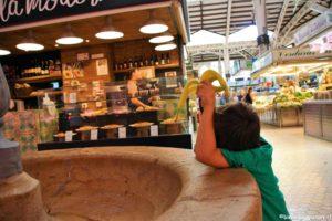 Mercado central a Valencia