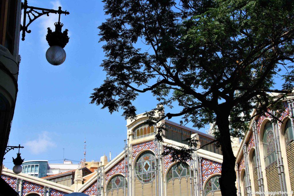 Mercado central esterno