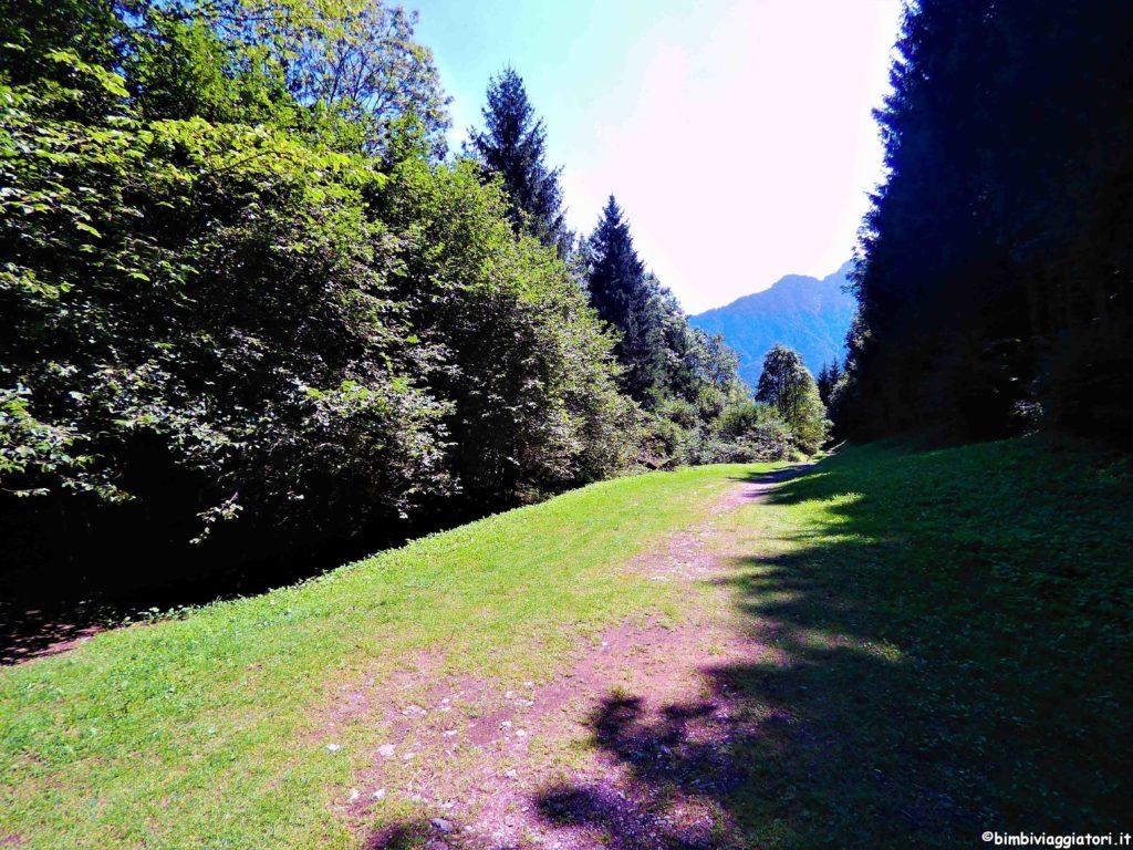 Passeggiata per Gorg d'Abiss