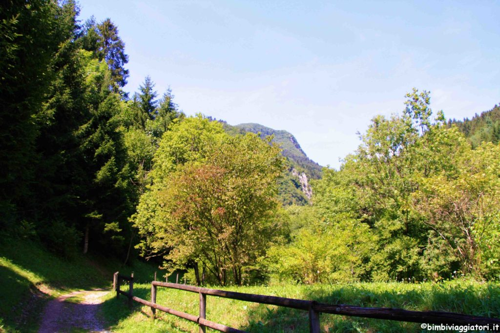 Strada per Gorg d'Abiss