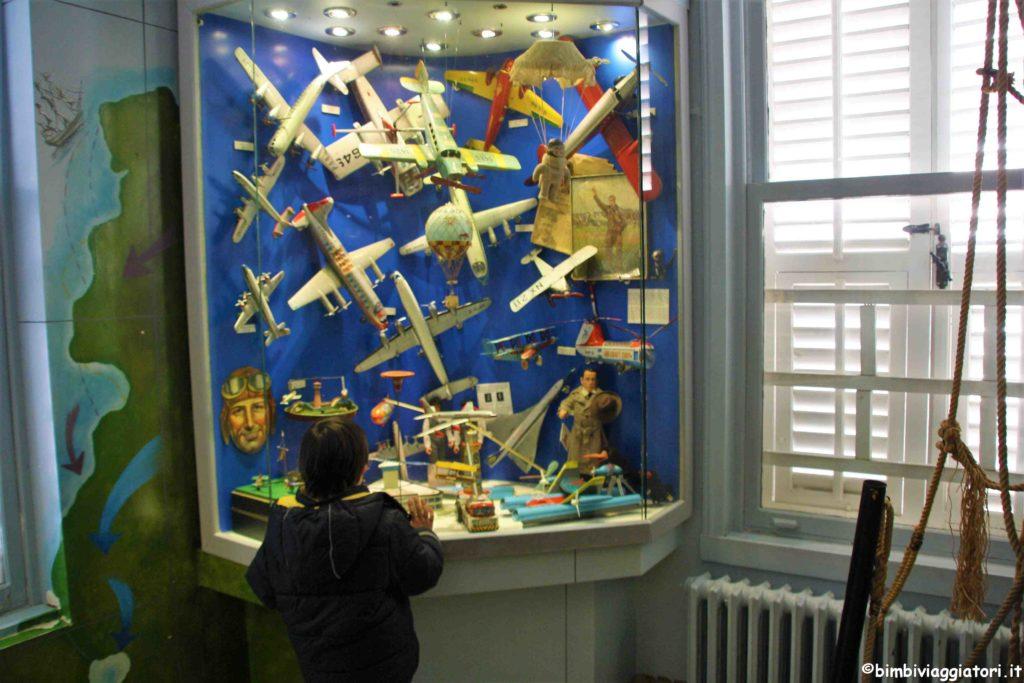 Aerei Museo del Giocattolo di Istanbul