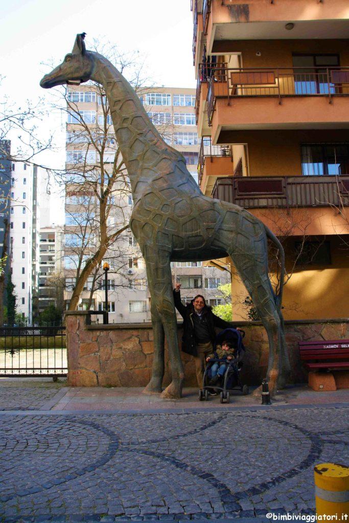 Giraffe Museo del Giocattolo di Istanbul