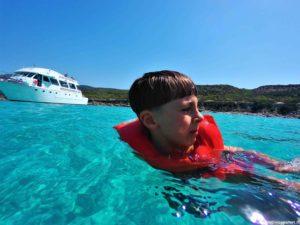 Blue Lagoon a Cipro