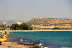 Spiaggia di Advimou a Cipro