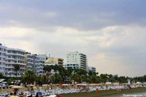 Spiaggia di Finikounda Cipro Larnaca