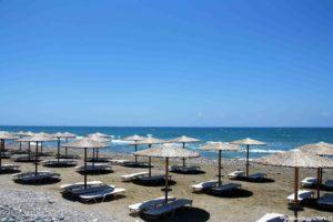 Spiagge per bambini a Cipro: Spiaggia di Kourion