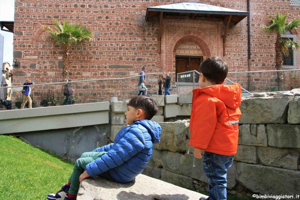 Bulgaria con i bambini