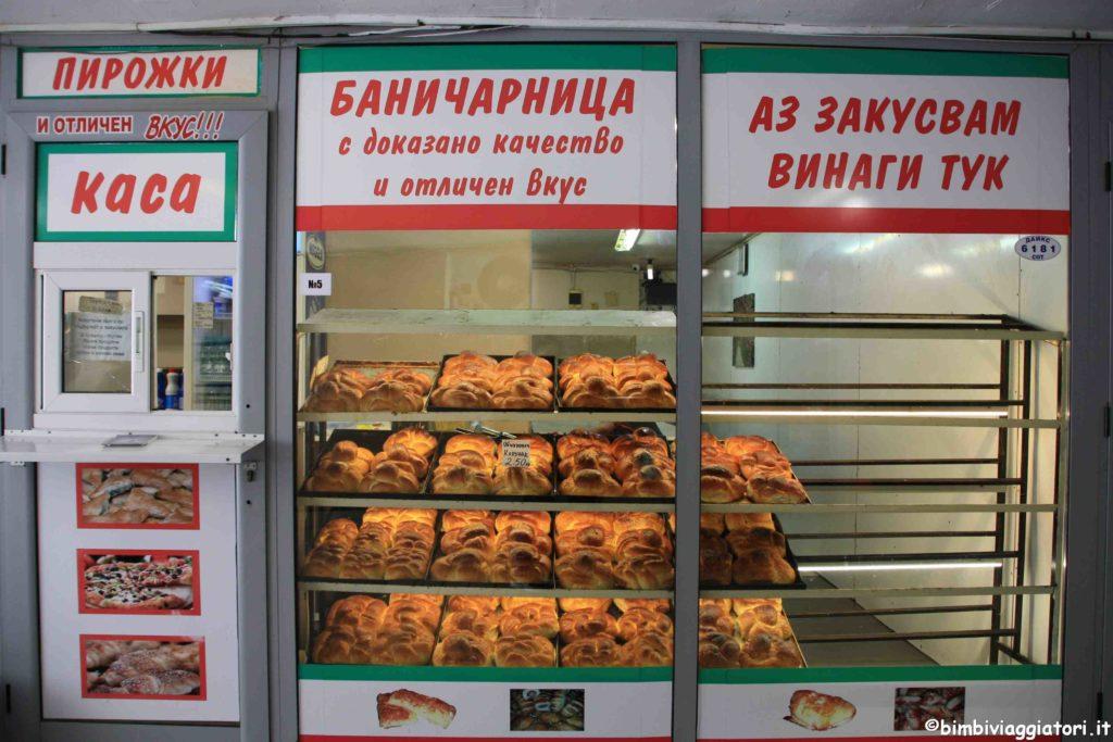 Cosa mangiare in Bulgaria
