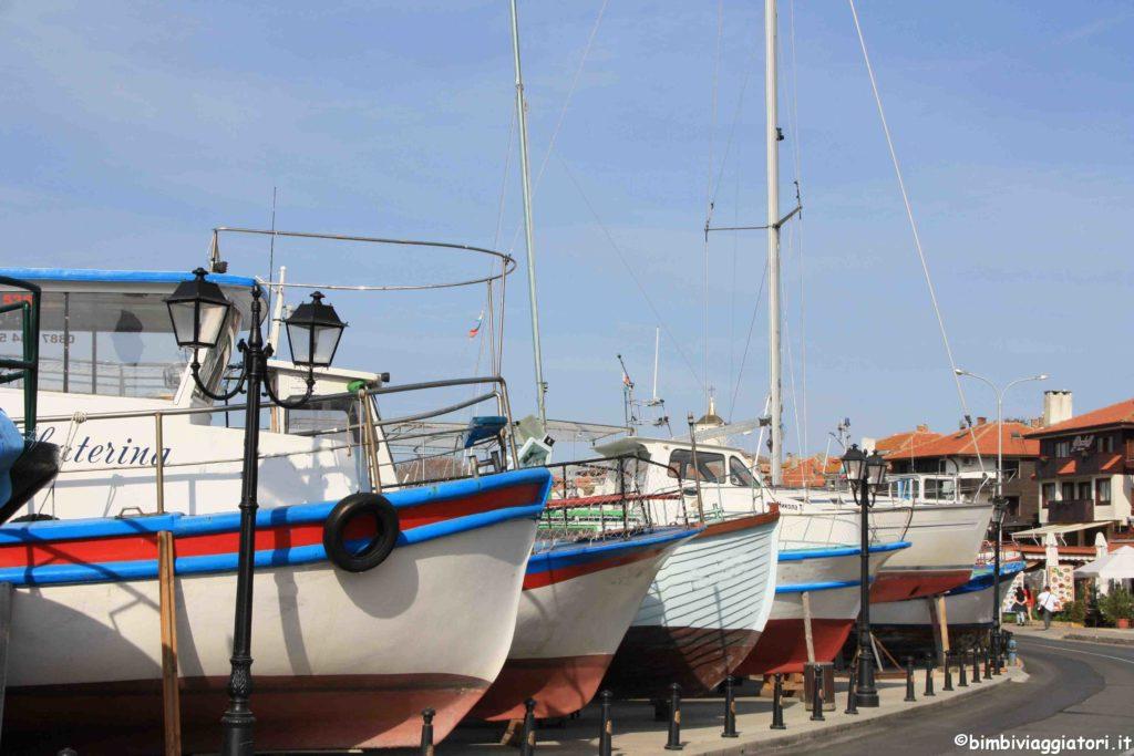 Porto di Nessebar