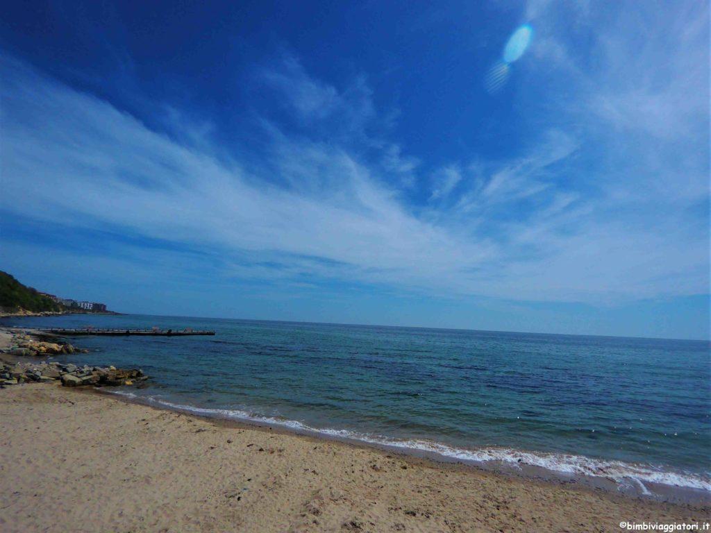 Spiagge Bulgaria Mar Nero