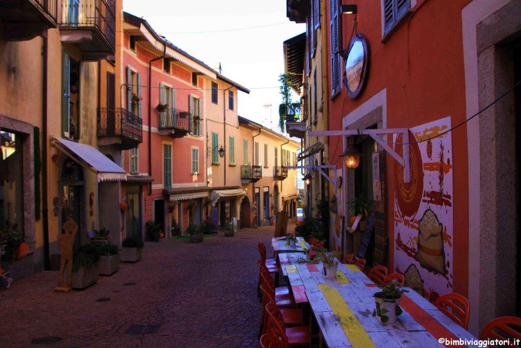 Centro storico di Luino