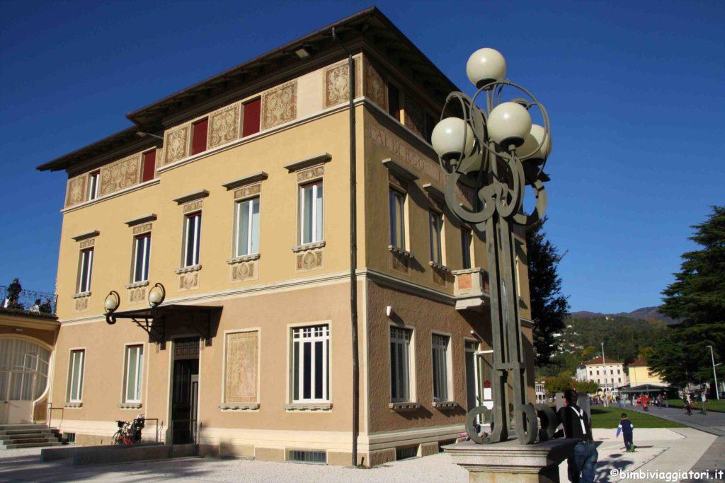 Palazzo Verbania a Luino