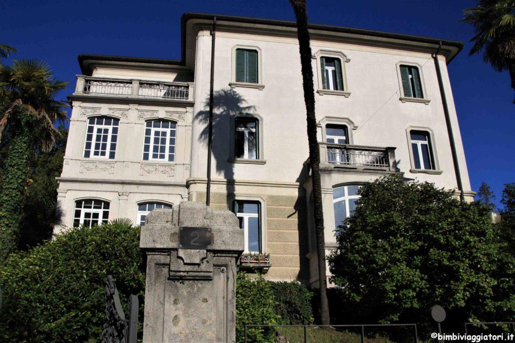 Villa Hussy a Luino