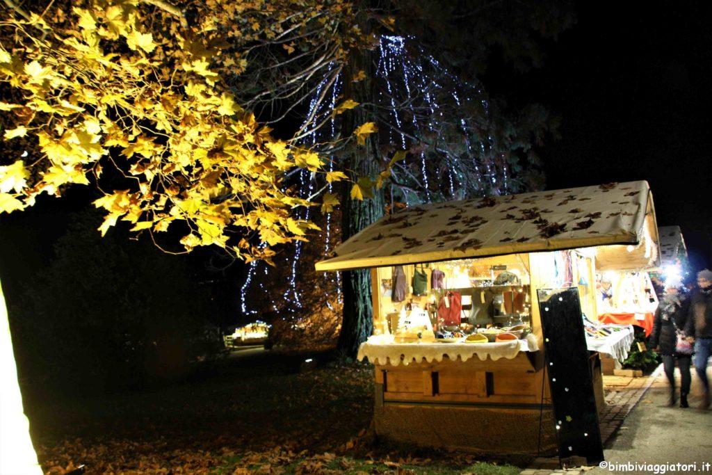 Mercatini di Natale in Trentino a Levico
