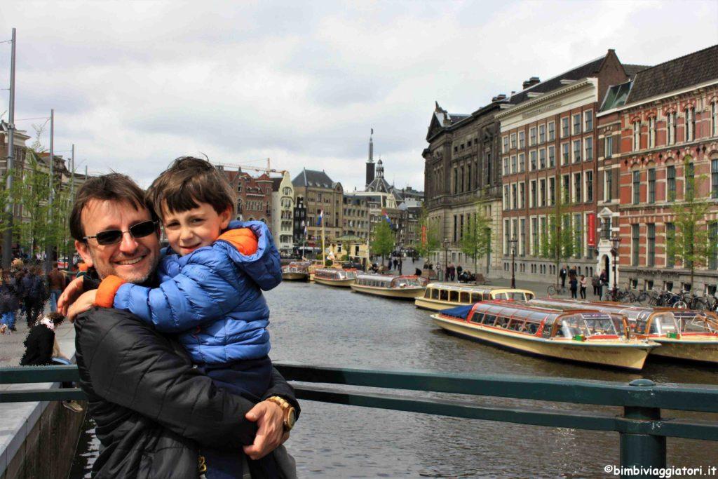 Cosa fare a Amsterdam con i bambini