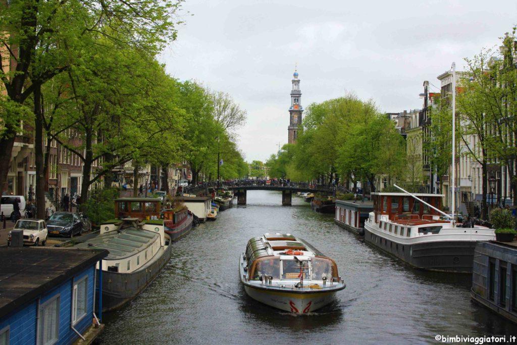 Cosa vedere a Amsterdam con bambini