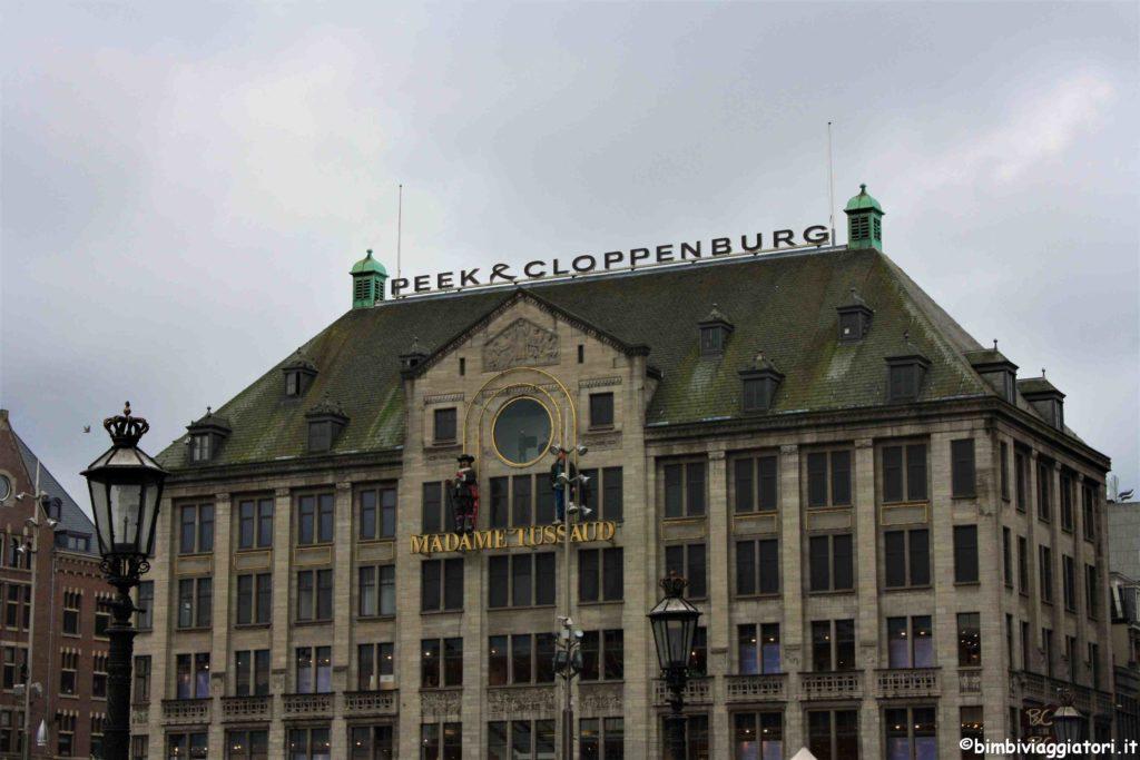 Museo cere a Amsterdam