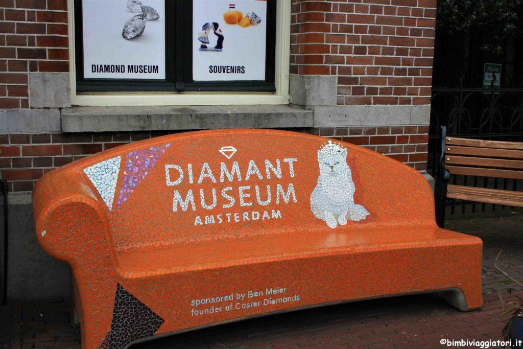 Museo dei diamanti Amsterdam