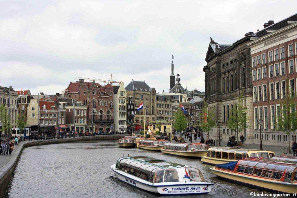 Paesaggio Amsterdam