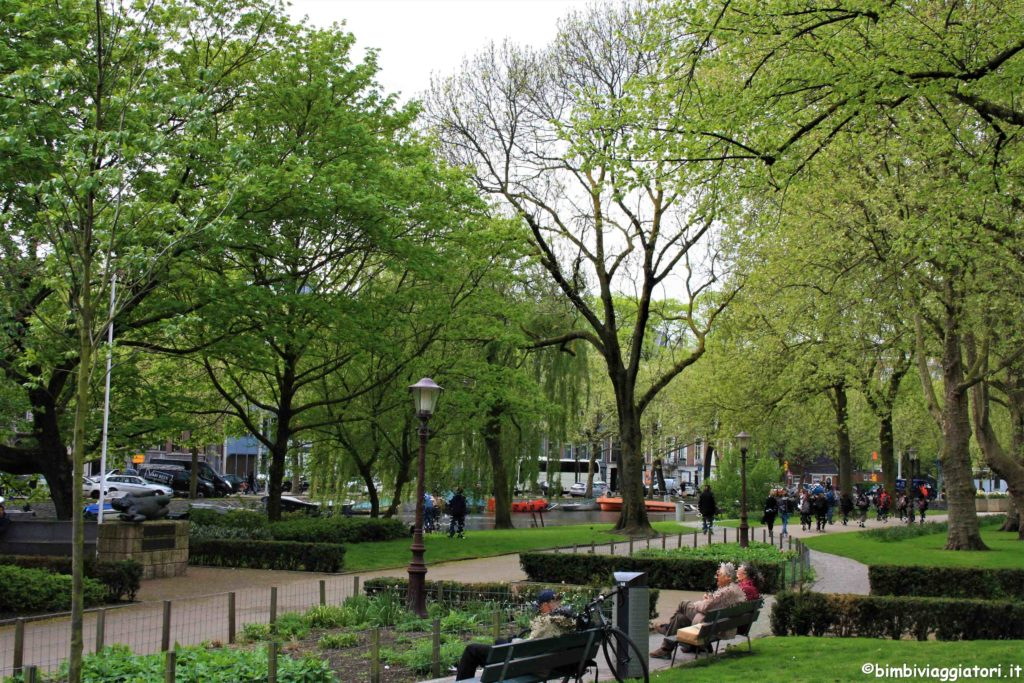 Parchi a Amsterdam