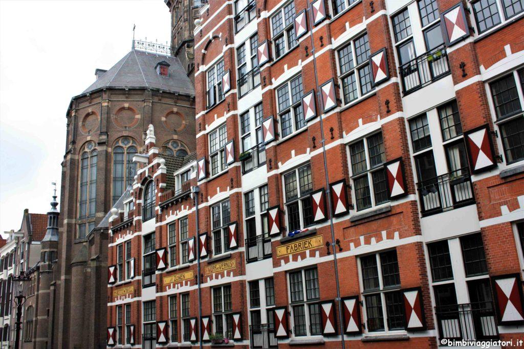 Particolari di Amsterdam
