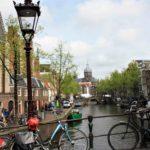 Passeggiare a Amsterdam