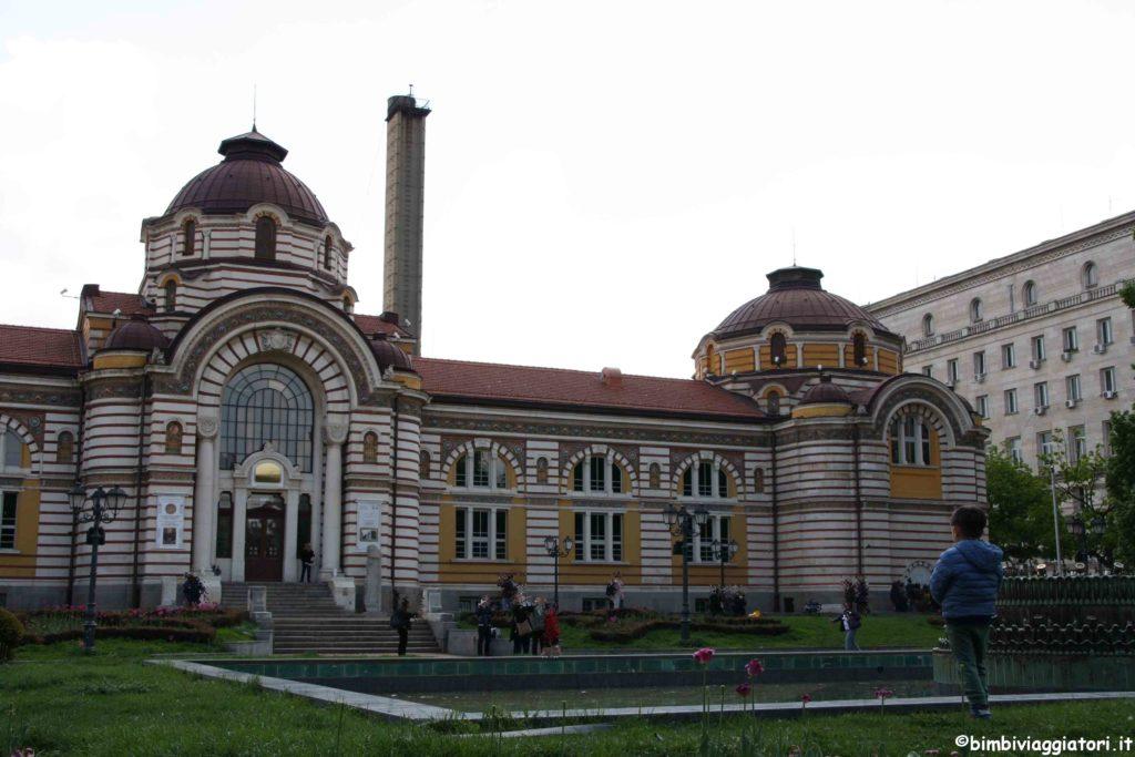 Terme municipali Sofia